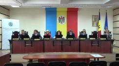 Ședința Comisiei Electorale Centrale din 20 octombrie 2017