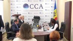 Ședința Consiliului Coordonator al Audiovizualului din 20 octombrie 2017