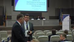 """Conferința """"Protecția drepturilor deținuților și condițiile de detenție din România"""""""