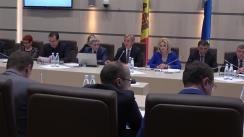 Ședința Consiliului parlamentar pentru Integrare Europeană din 20 octombrie 2017