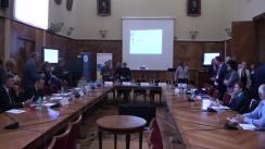 """Conferința """"Dezvoltarea regională și reforma politicii de coeziune post-2020"""""""
