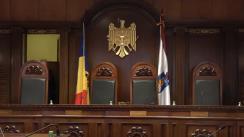 Hotărârea Curții Constitționale la sesizarea depusă de către Guvern privind constatarea circumstanțelor care justifică instituirea interimatului funcției de Președinte al Republicii Moldova