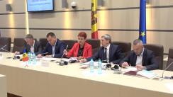 Dezbateri publice asupra proiectului Codului administrativ al Republicii Moldova