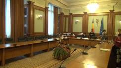 """Dezbaterea organizată de Comisia pentru drepturile omului, culte și problemele minorităților naționale a Camerei Deputaților a României cu tema """"Respect, nu umilință pentru persoanele cu dizabilități intelectuale din România!"""""""