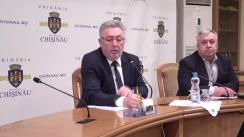Declarațiile lui Nistor Grozavu după Ședința Primăriei din 23 octombrie 2017