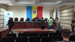 Ședința Comisiei Electorale Centrale din 24 octombrie 2017