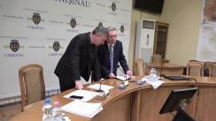 Ședința Consiliului Municipal Chișinău din 27 octombrie 2017