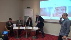 Conferință de presă pentru lansarea site-ului www.canceruldesan.ro, prima platformă educațională cu informații detaliate despre cancerul de sân
