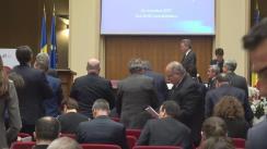 """Conferința cu tema """"10 ani de la aderarea României la Uniunea Europeană: de la coeziune la convergență"""""""