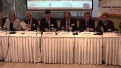 """Evenimentul """"Dialogul privind finanțarea și consolidarea capacităților pentru Regiunea Dunării"""""""