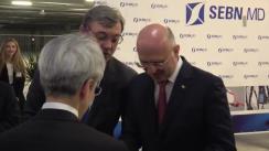 Ceremonia oficială de inaugurare a fabricii de producere a cablajelor electrice pentru automobile din Orhei
