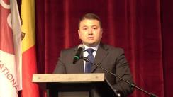 Președintele de onoare al Partidului Unității Naționale, Traian Băsescu, participă la Conferința Națională privind constituirea Organizației de tineret a Partidului Unității Naționale