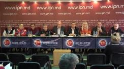 """Conferință de presă susținută de Fiodor Ghelici cu tema """"Cine a furat miliardul? Rezultatele investigației Comisiei pentru controlul public a Președintelui Moldovei"""""""