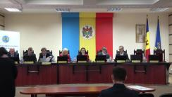 Ședința Comisiei Electorale Centrale din 31 octombrie 2017