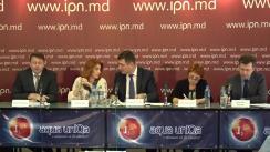 Prezentarea rezultatelor Raportului privind monitorizarea evoluțiilor în sectorul financiar-bancar din Republica Moldova în perioada decembrie 2016 – octombrie 2017
