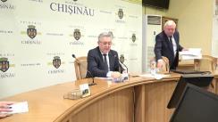 Declarațiile lui Nistor Grozavu după Ședința Primăriei din 30 octombrie 2017