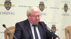 Declarațiile lui Valeriu Nemerenco după Ședința Primăriei din 30 octombrie 2017