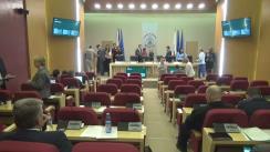 Ședința Consiliului General al Municipiului București din 31 octombrie 2017