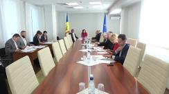 Ședința Comisiei administrație publică din 1 noiembrie 2017