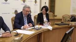 Ședința săptămânală a serviciilor primăriei Chișinău din 6 noiembrie 2017
