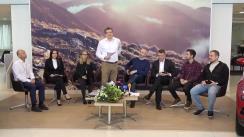 Conferință de presă cu ocazia lansării Expediției Arctice 2017
