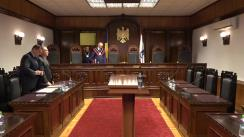 Curtea Constituțională examinează sesizarea privind unele prevederi din Legea instituțiilor financiare
