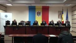 Ședința Comisiei Electorale Centrale din 7 noiembrie 2017