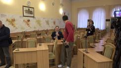Ședința Consiliului Municipal Chișinău din 8 noiembrie 2017
