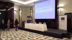 """Ceremonia de lansare a proiectului finanțat de UE """"Vizibilitate și comunicare pentru acțiunile referitoare la implementarea AA/DCFTA în cadrul programelor de asistență finanțate de UE"""""""