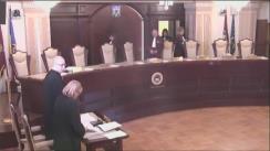 Ședința publică a Curții Constituționale a României din 7 noiembrie 2017