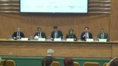 """Conferința cursdeguvernare.ro cu tema """"Mediul de afaceri și presiunea impredictibilității legilor fiscale: Cum revenim la normalitate?"""""""