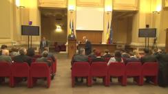 Briefing de presă susținut de Guvernatorul BNR, Mugur Isărescu, cu privire la hotărârile CA al BNR pe probleme de politică monetară
