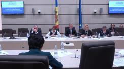 Ședința Consiliului Parlamentar pentru Integrare Europeană din 7 noiembrie 2017