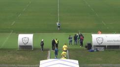 Meciul de Rugby între Timișoara Saracens - CSM Știința Baia Mare. Cupa României, etapa 2