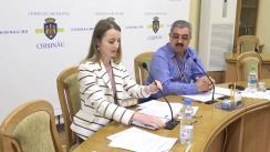 Dezbateri publice privind organizarea și desfășurarea întrunirilor publice în municipiul Chișinău