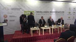 Forumul Agricol Transfrontalier UFMR – Uniunea Fermierilor din Republica Moldova și România