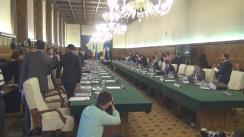 Ședința Guvernului României din 8 noiembrie 2017