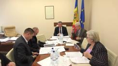 Ședința Comisiei agricultură și industrie alimentară din 8 noiembrie 2017
