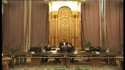 Ședința  comisei parlamentară de anchetă a Camerei Deputaților și Senatului României privind activitatea Autorității Naționale de Reglementare în Domeniul Energiei din 09 noiembrie  2017