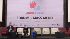 """Forumul Mass-Media 2017. Side event """"Crowdfunding pentru media"""""""