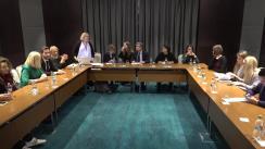 """Forumul Mass-Media 2017. Atelierul """"Comunicarea cu autoritățile publice: probleme vechi și mai noi"""""""