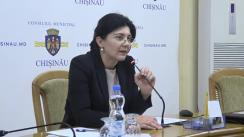 Declarațiile Silviei Radu după Ședința Primăriei din 13 noiembrie 2017