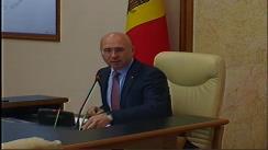 Ședința Guvernului Republicii Moldova din 15 noiembrie 2017