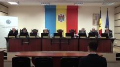 Ședința Comisiei Electorale Centrale din 14 noiembrie 2017