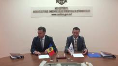 Semnare a două proiecte de asistență tehnică FAO, care vor contribui la dezvoltarea rurală în Republica Moldova