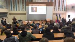 """Conferință susținută de Președintele de onoare al Partidului Unității Naționale, Traian Băsescu cu tema """"Unirea Republicii Moldova cu România - între ideal și necesitate strategică"""""""