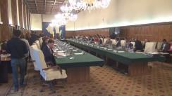 Ședința Guvernului României din 15 noiembrie 2017