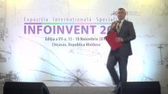 """Festivitatea de premiere a laureaților Expoziției Internaționale Specializate """"INFOINVENT"""""""