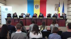 Ședința Comisiei Electorale Centrale din 17 noiembrie 2017