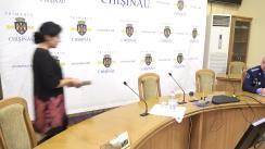 Ședința Comisiei pentru Situații Excepționale a municipiului Chișinău